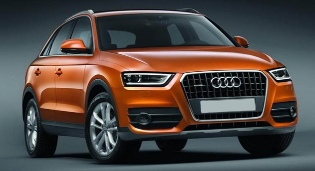 New Audi Q Slated For India Launch LifeStyle People - Audi car q3 price in india