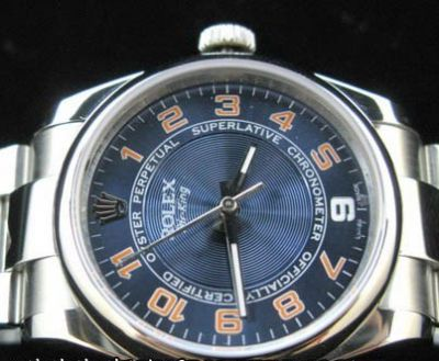 Rolex Perpetual Air-King Steel 2