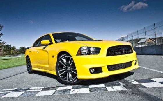 2012 Dodge Charger SRT8 Super Bee Review