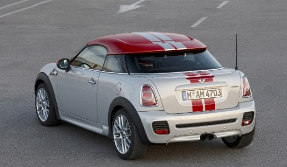 2012 Mini Cooper S Coupe Review