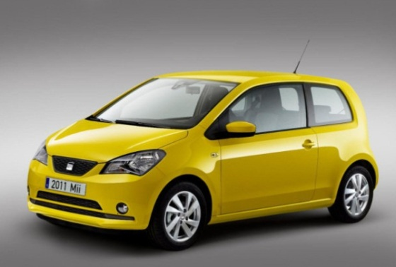 2012 Seat Mii Review