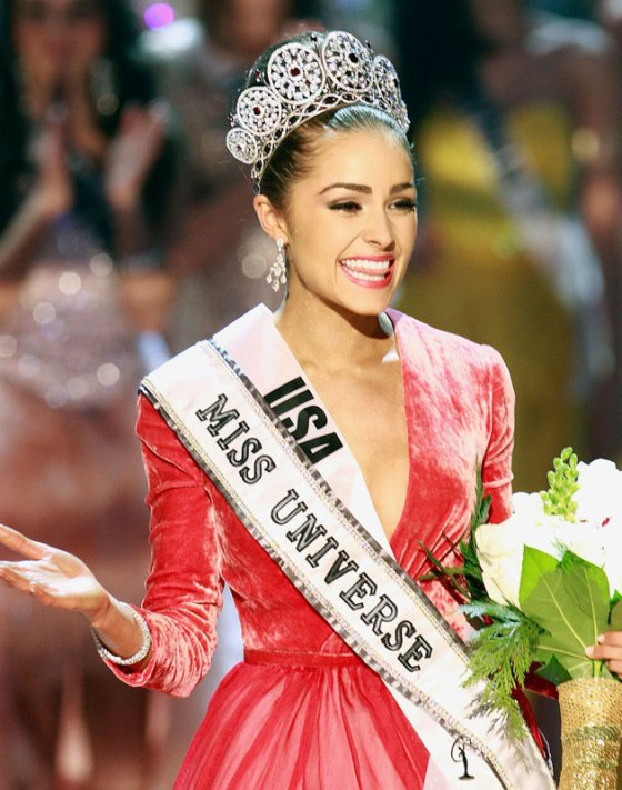 Olivia Culpo: From Miss USA to Miss Universe 2012